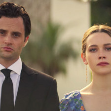 'You' Creator Sera Gamble Talks Mystery Neighbour With Penn Badgley