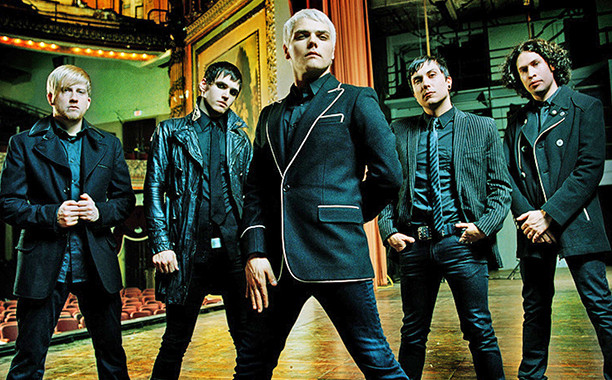 My Chemical Romance Hit New Milestone With 'The Black Parade' Track