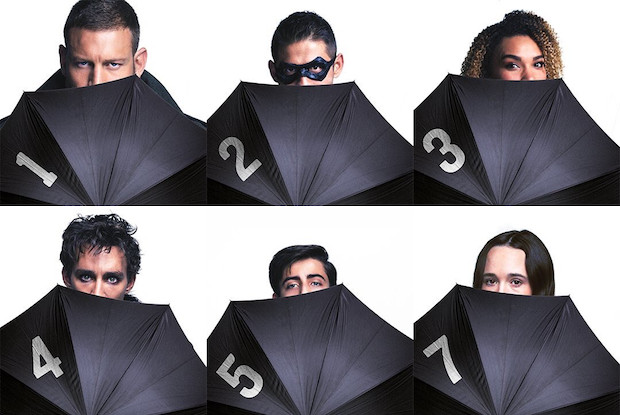 Elliot Page Confirms Start Of Filming 'The Umbrella Academy' Season 3