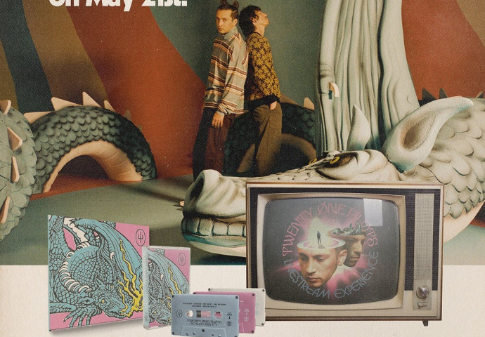 Twenty One Pilots Announce New Album, Reveal Release Date