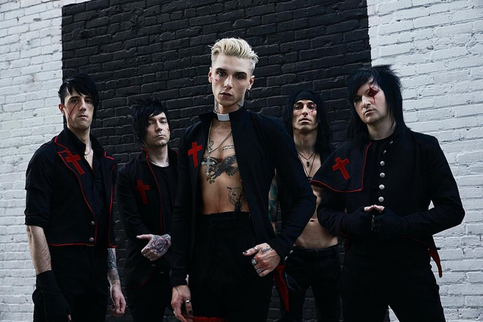 Black Veil Brides Release New Track And Music Video, Reveal Details For New Record