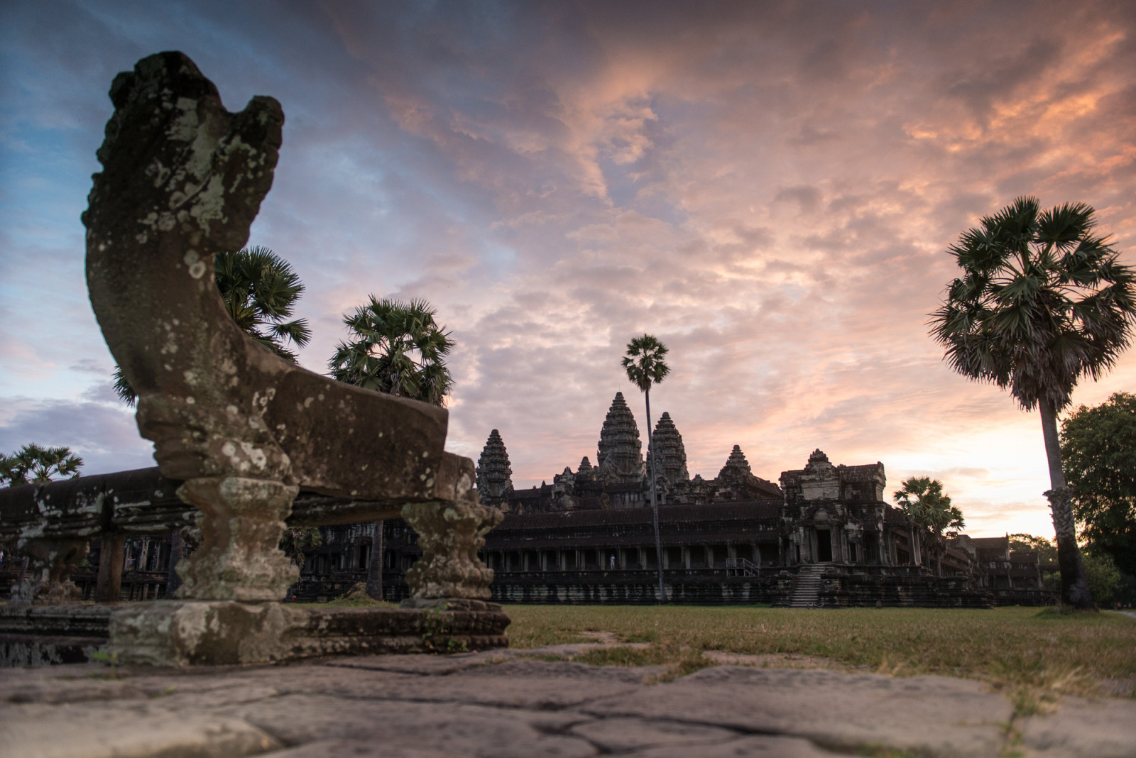 Cambodia photo tours Angkor Wat sunrise