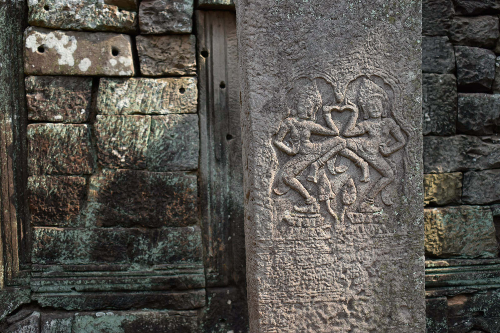 Cambodia photo tours Angkor Wat carvings