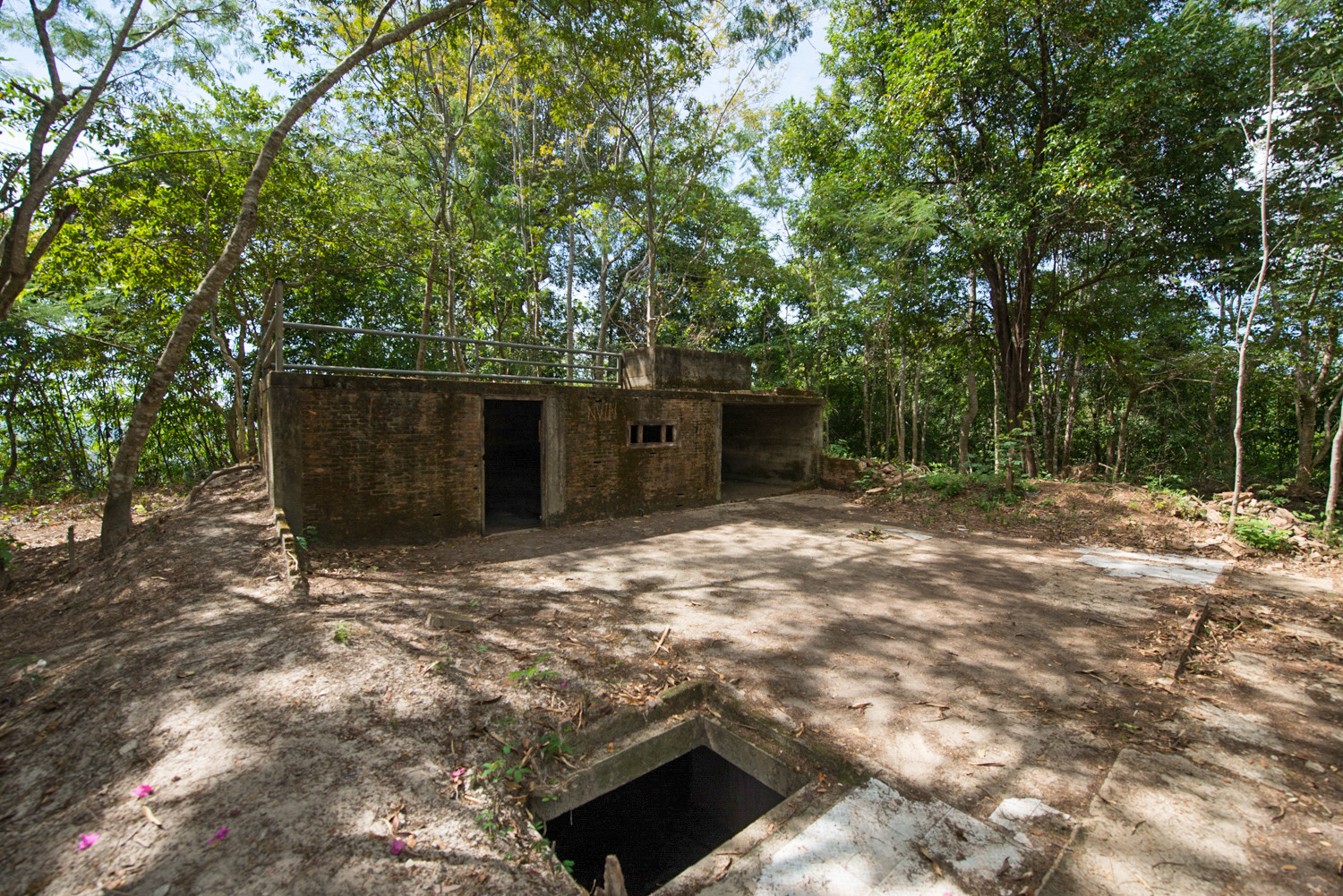 Cambodia photo tours Pol Pot house