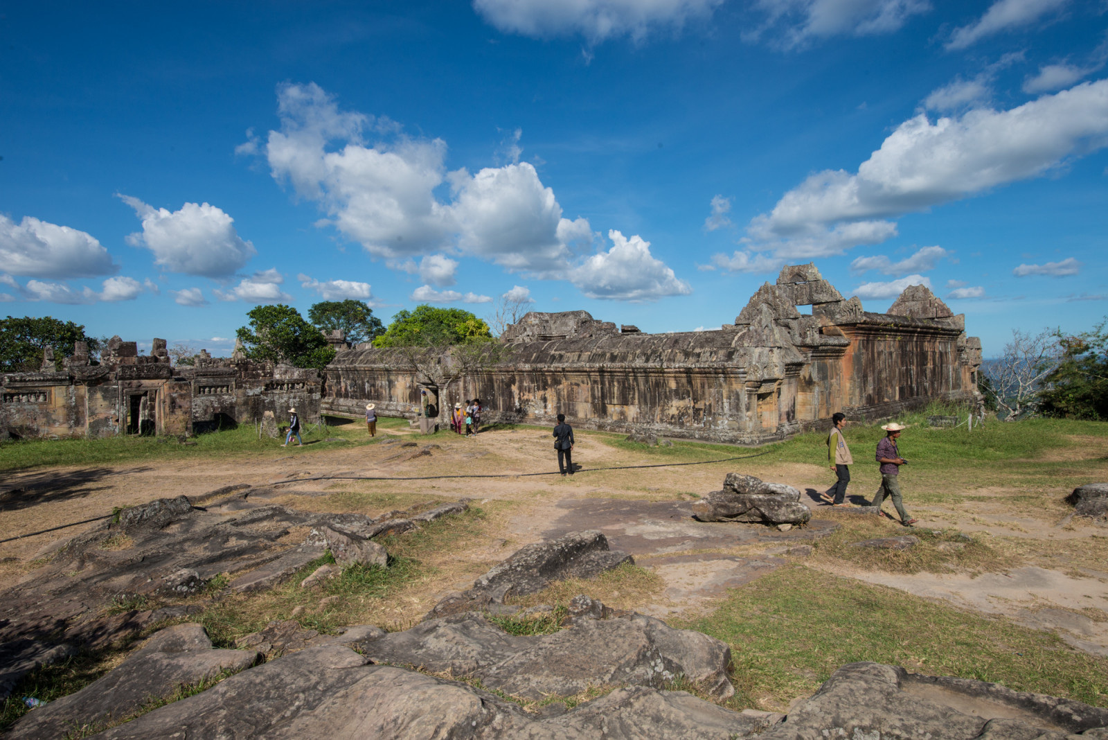 Cambodia photo tours Preah Vihear temple 1