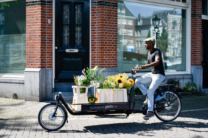 Amsterdam fototour | Fietsen in de stad