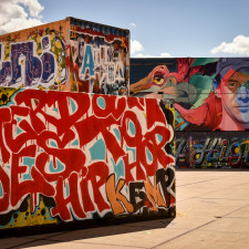 Street art in Amsterdam | The Art Town