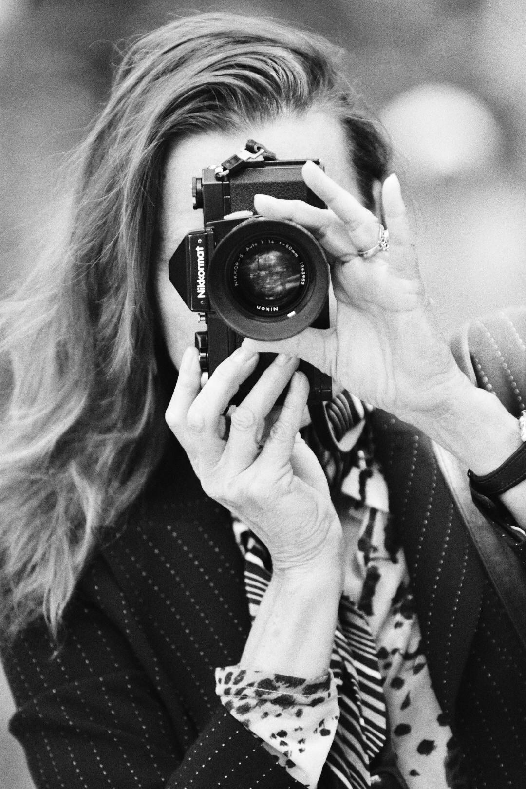 Amsterdam Michael Klinkhamer analog 8 pxp look in lens female