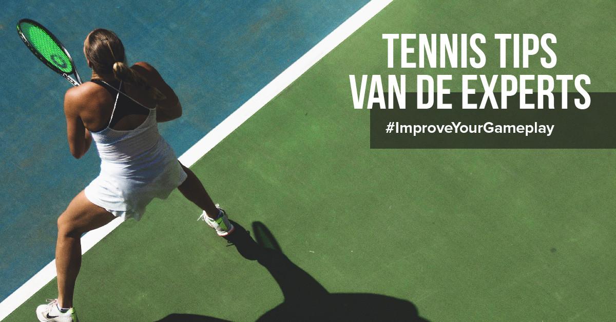 Tennis voor beginners