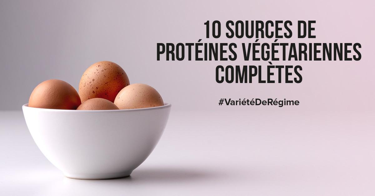 Est-ce que les végétariens mangent suffisamment de protéines?