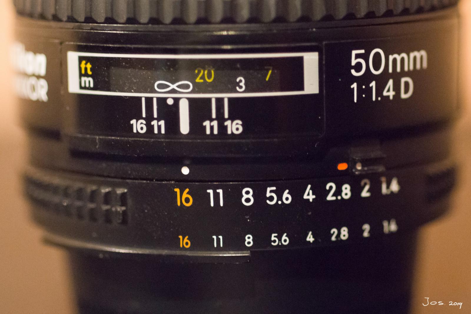 Nikkon-50mm