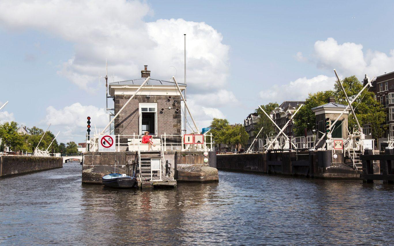 Schlafen an einem einzigartigen Ort in Amsterdam