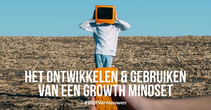 Het ontwikkelen en gebruiken van een growth mindset