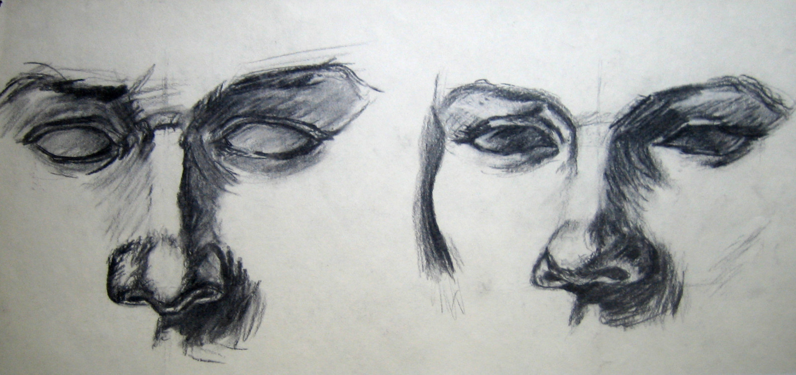 practise-eyes-and-noises-drawing-with-coal