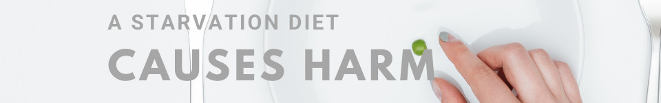 a-starvation-diet-cause-harm