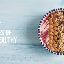 Eight eating principles for a healthy lifestyle