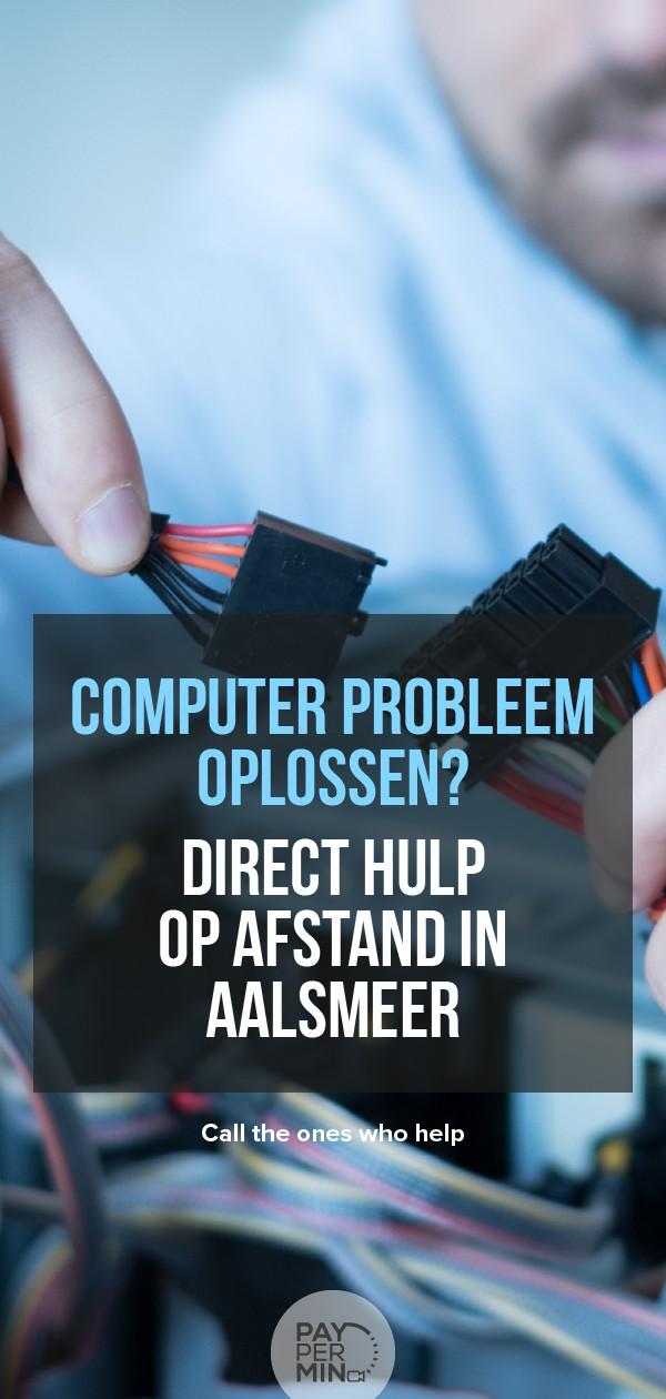 Aalsmeer computer reparatie