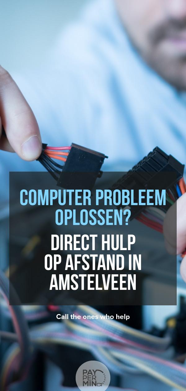 Amstelveen computer reparatie
