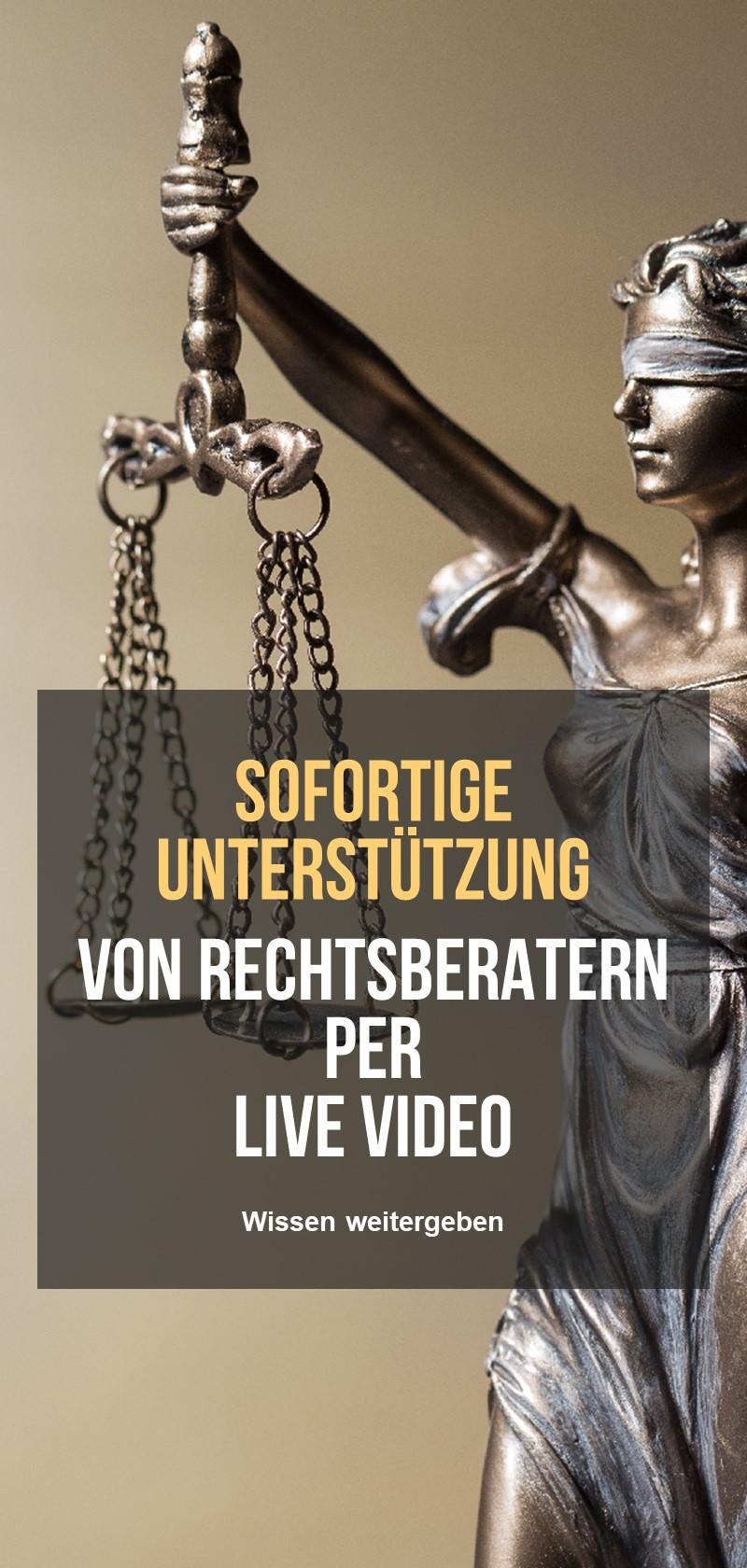 Anwälte für direkte Online-Beratung