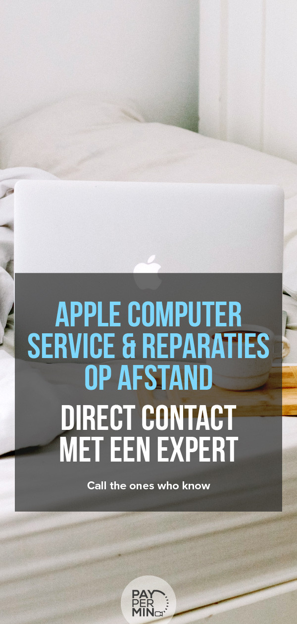 Apple computer service en reparaties