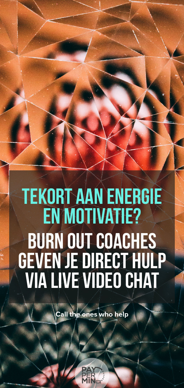 Burn out herstel en behandeling