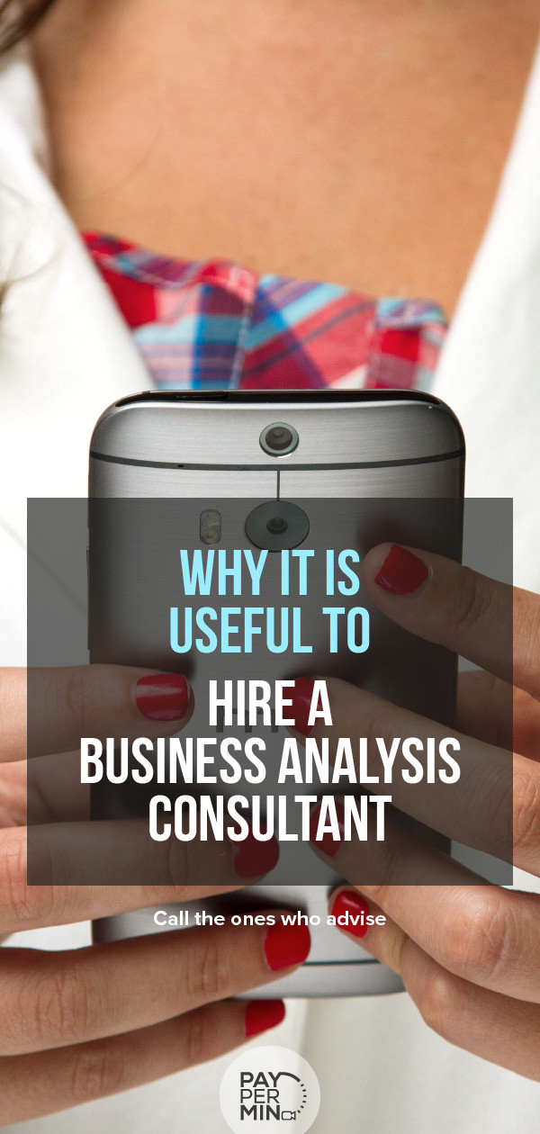 Business analysis consultants