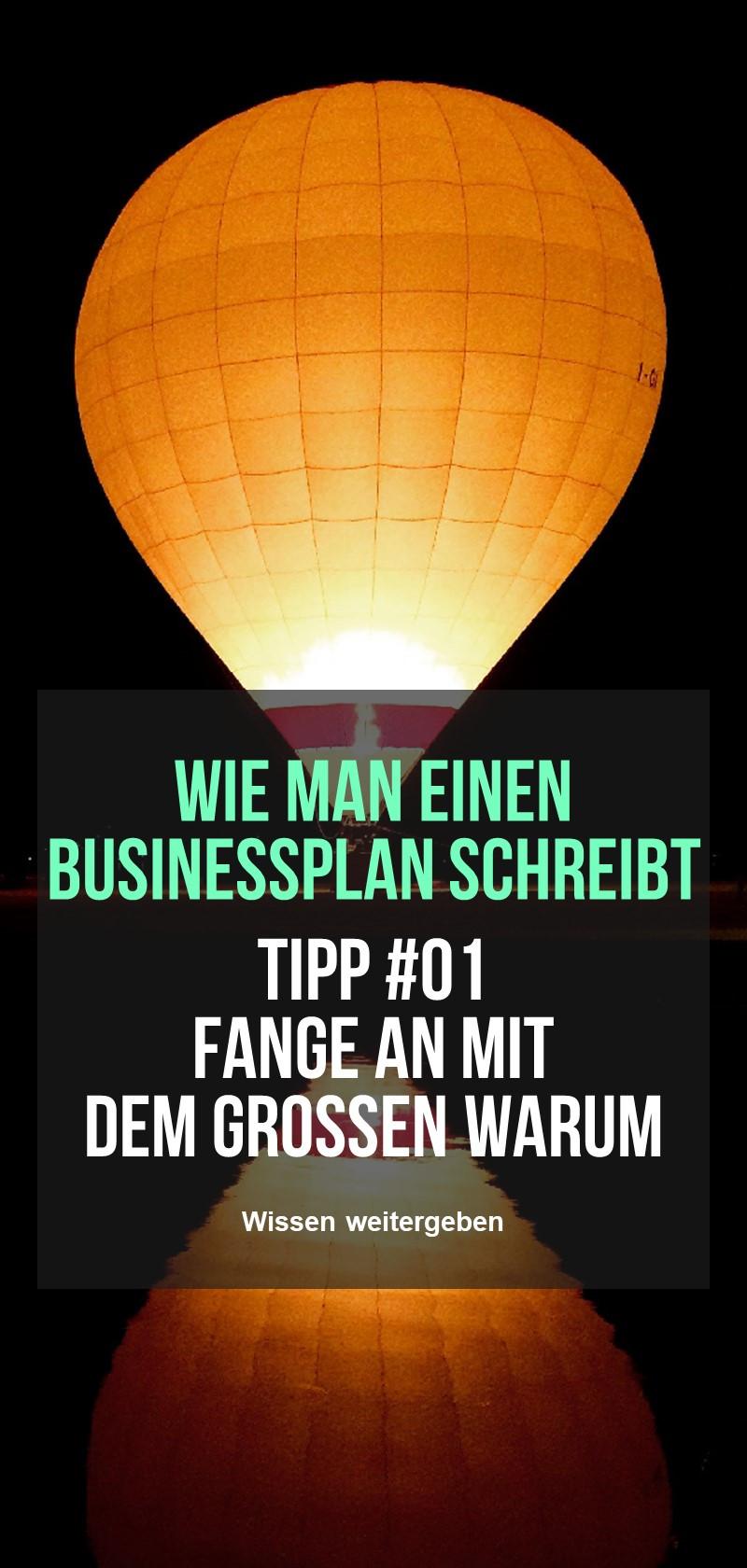 Autoren und Berater von Businessplänen