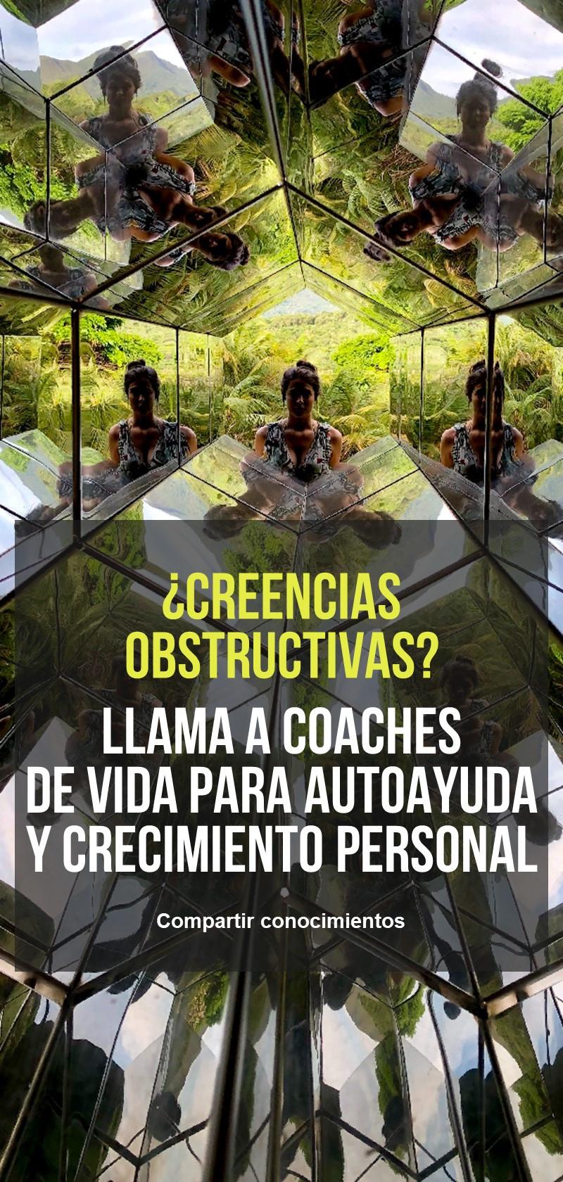 Coaches de vida para el crecimiento personal