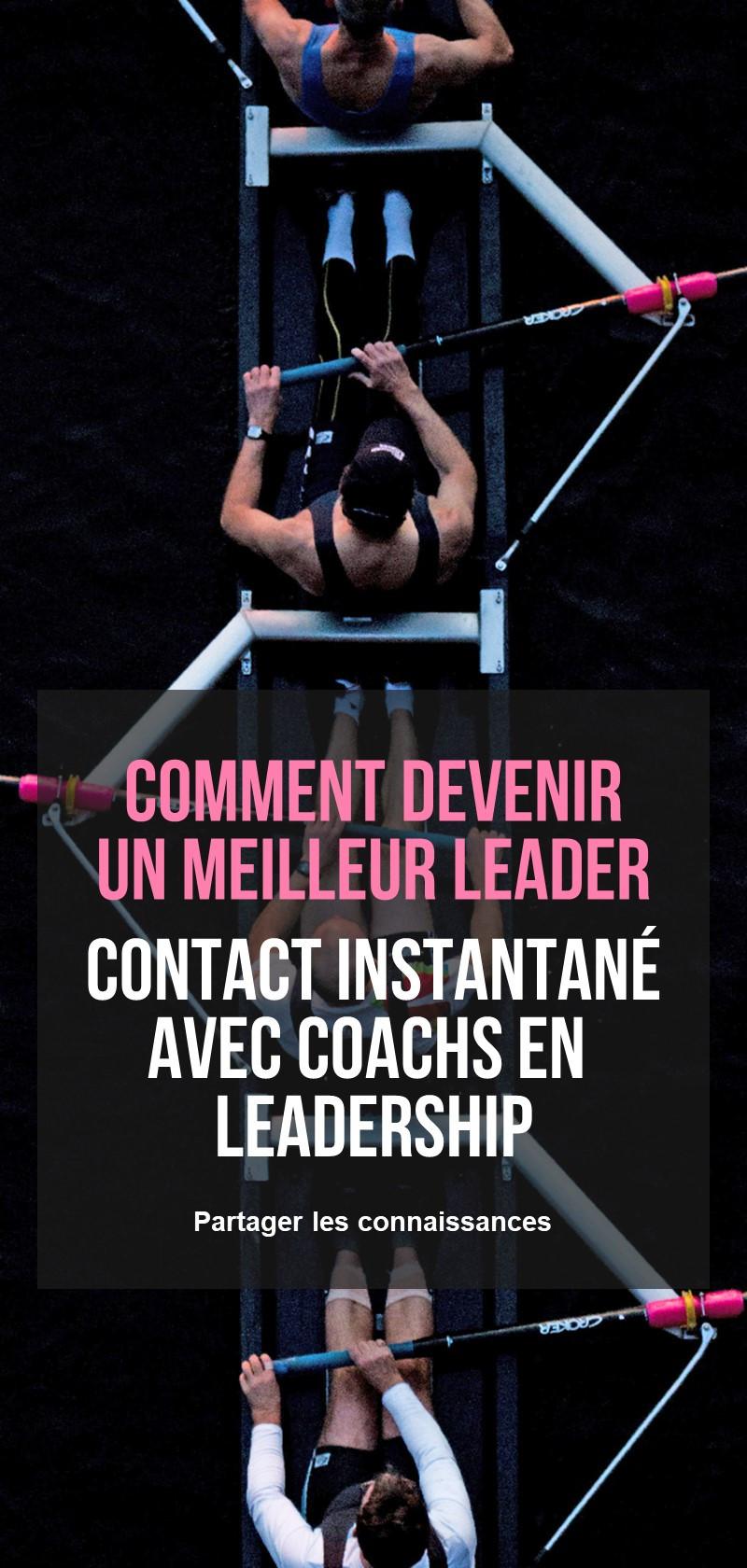 Compétences en leadership & coaching