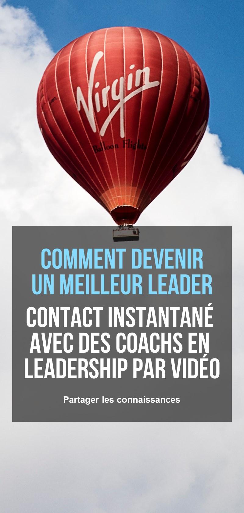 Formation et coaching en ligne sur le leadership