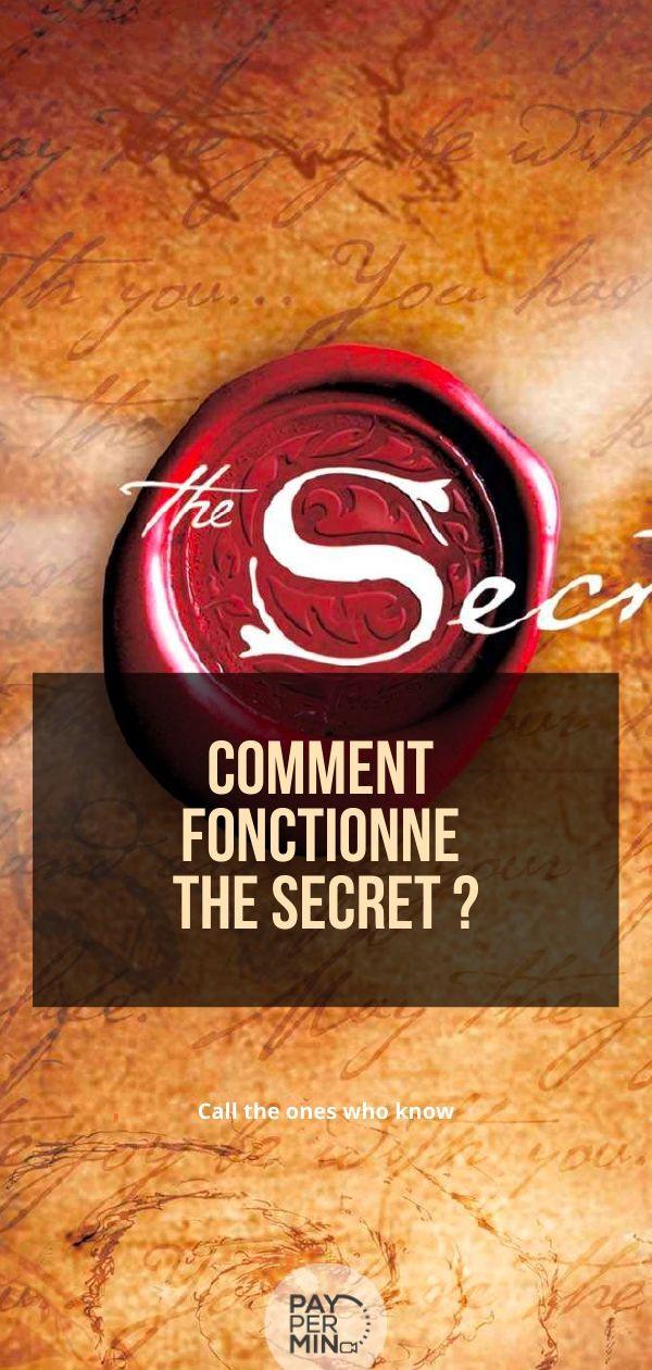 Comment fonctionne The Secret ?