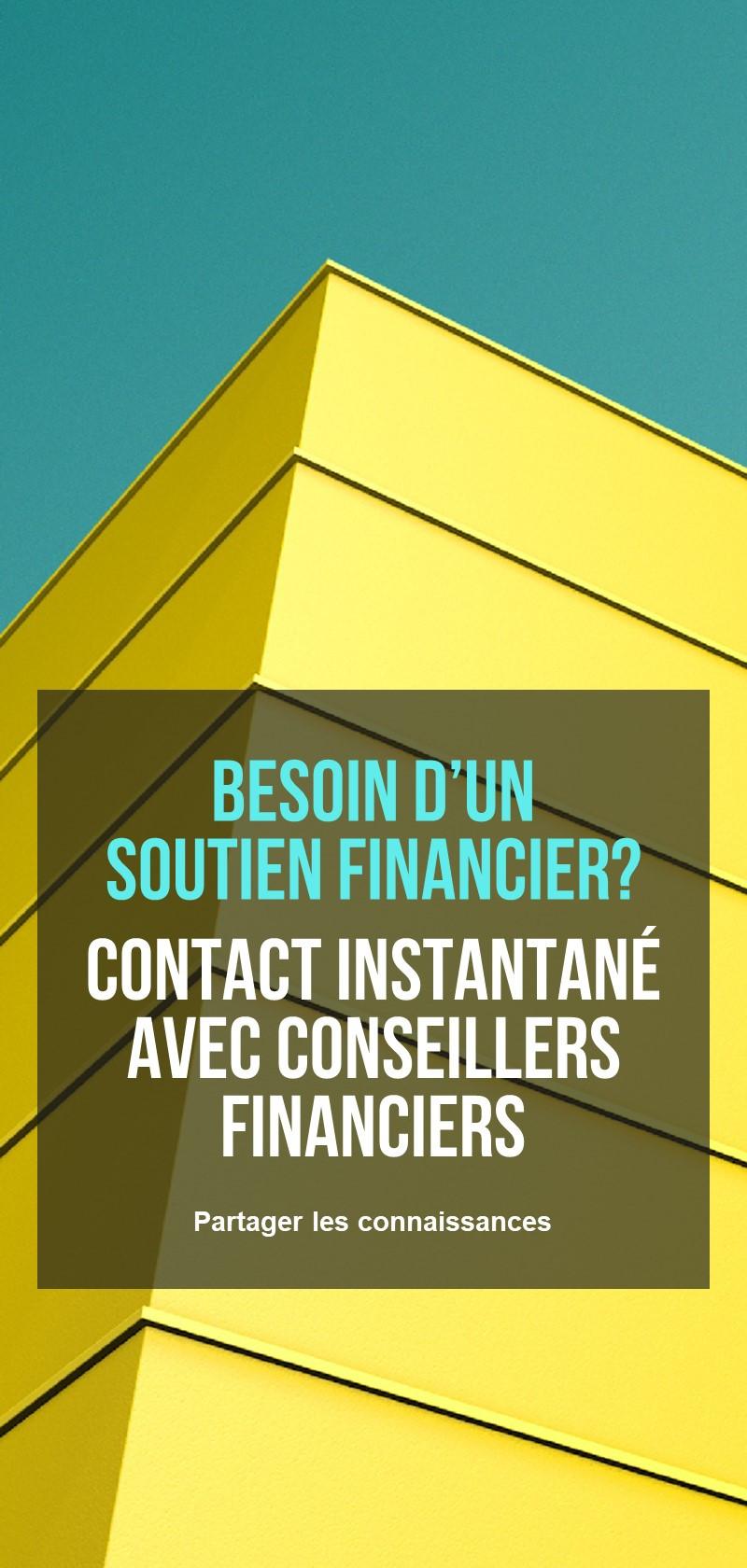 Conseiller financier en ligne