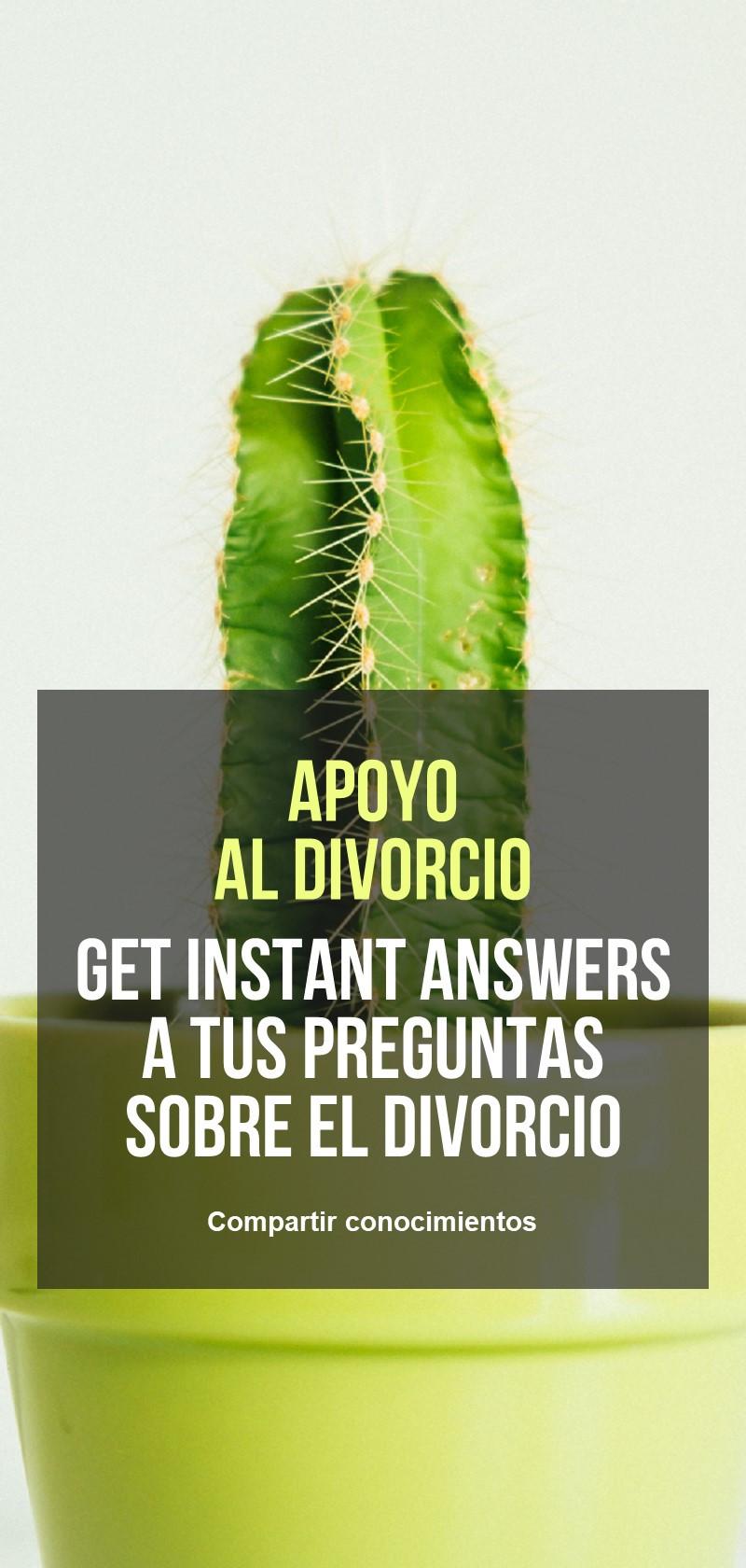 Consejería antes y después del divorcio