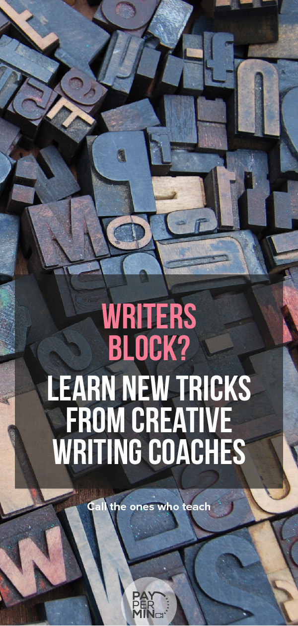 Online creative writing coaches & lessons