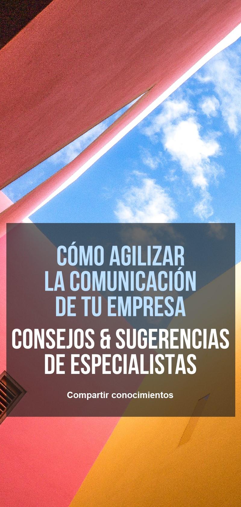 Cursos & consultores de comunicación empresarial