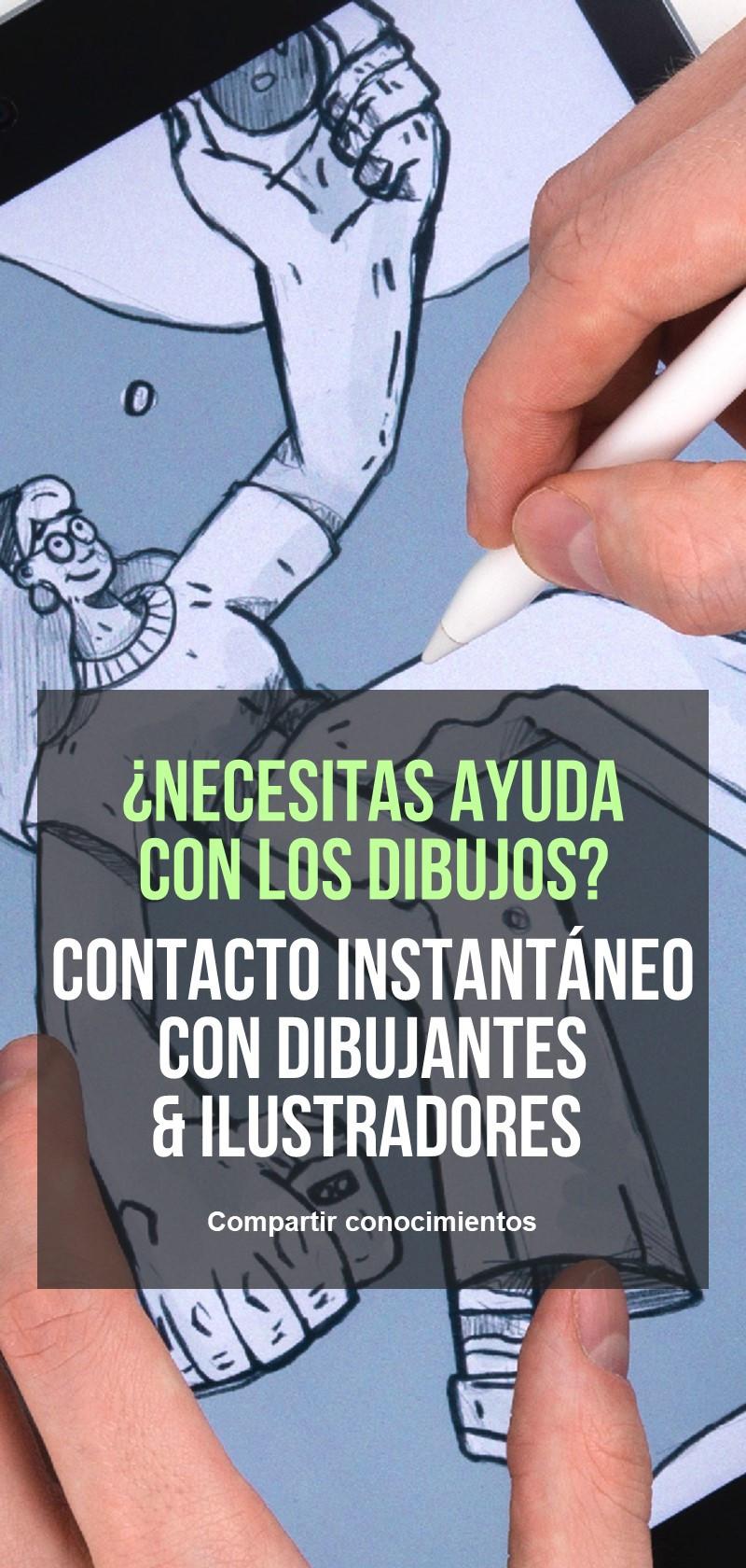 Dibujantes e ilustradores