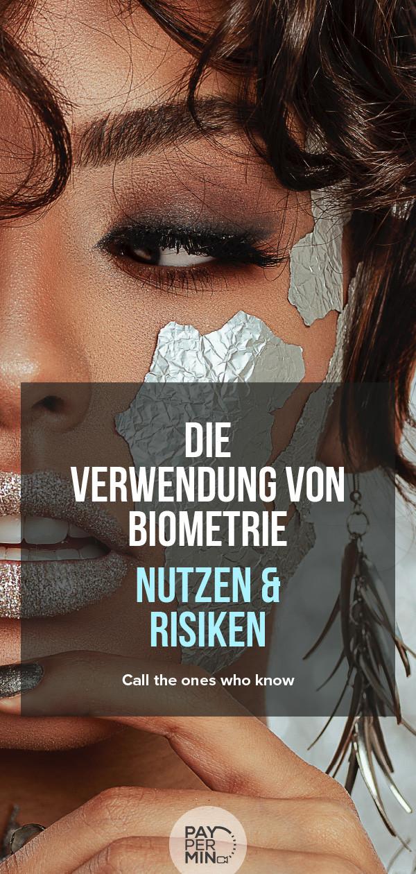 Die Verwendung von Biometrie