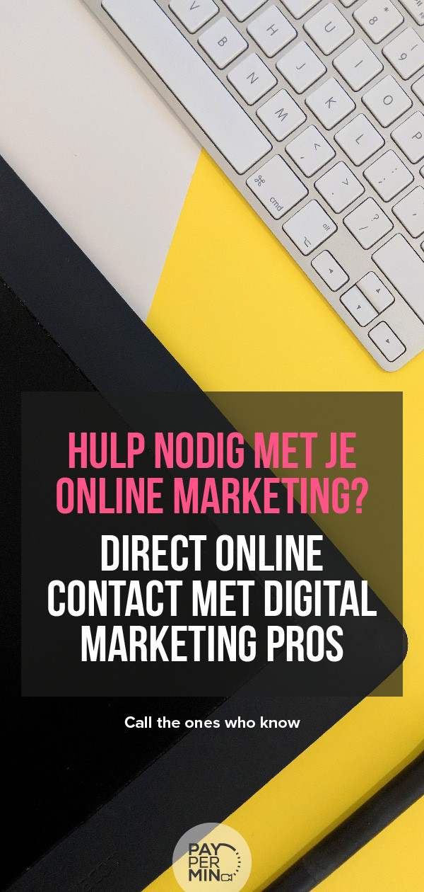 Digitale Marketing Professionals