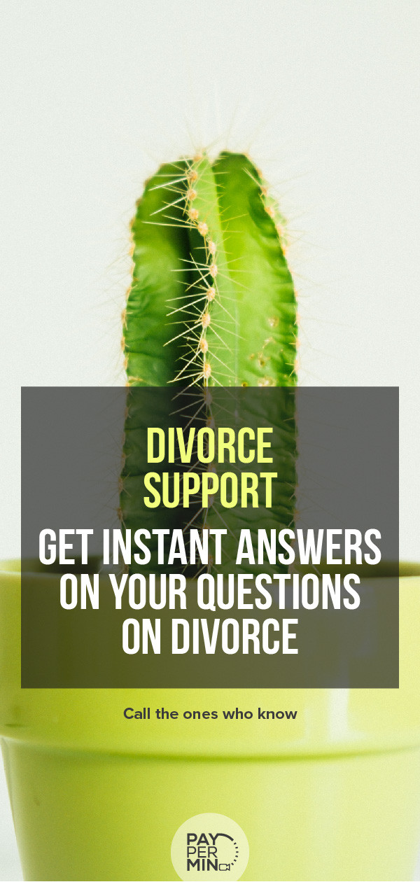 Pre and post divorce counseling