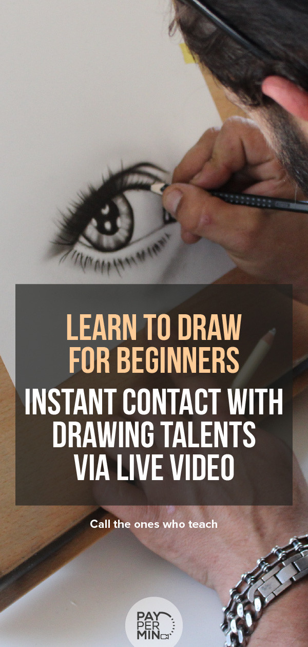 Drawing Talents and Teachers