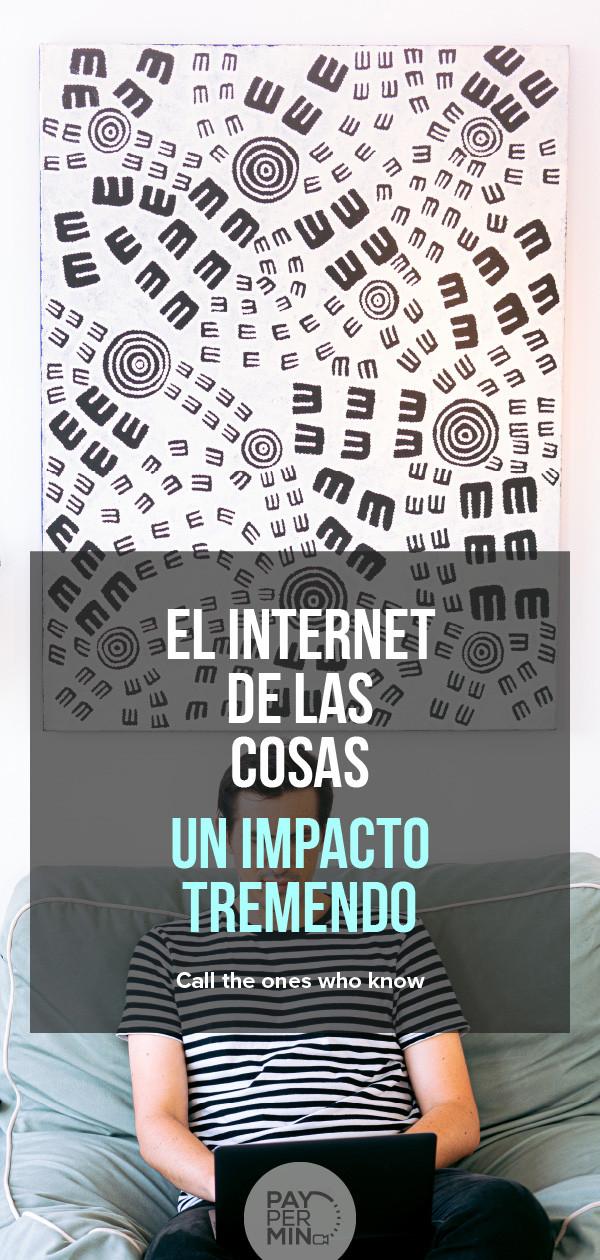 El Internet de las Cosas (IdC)