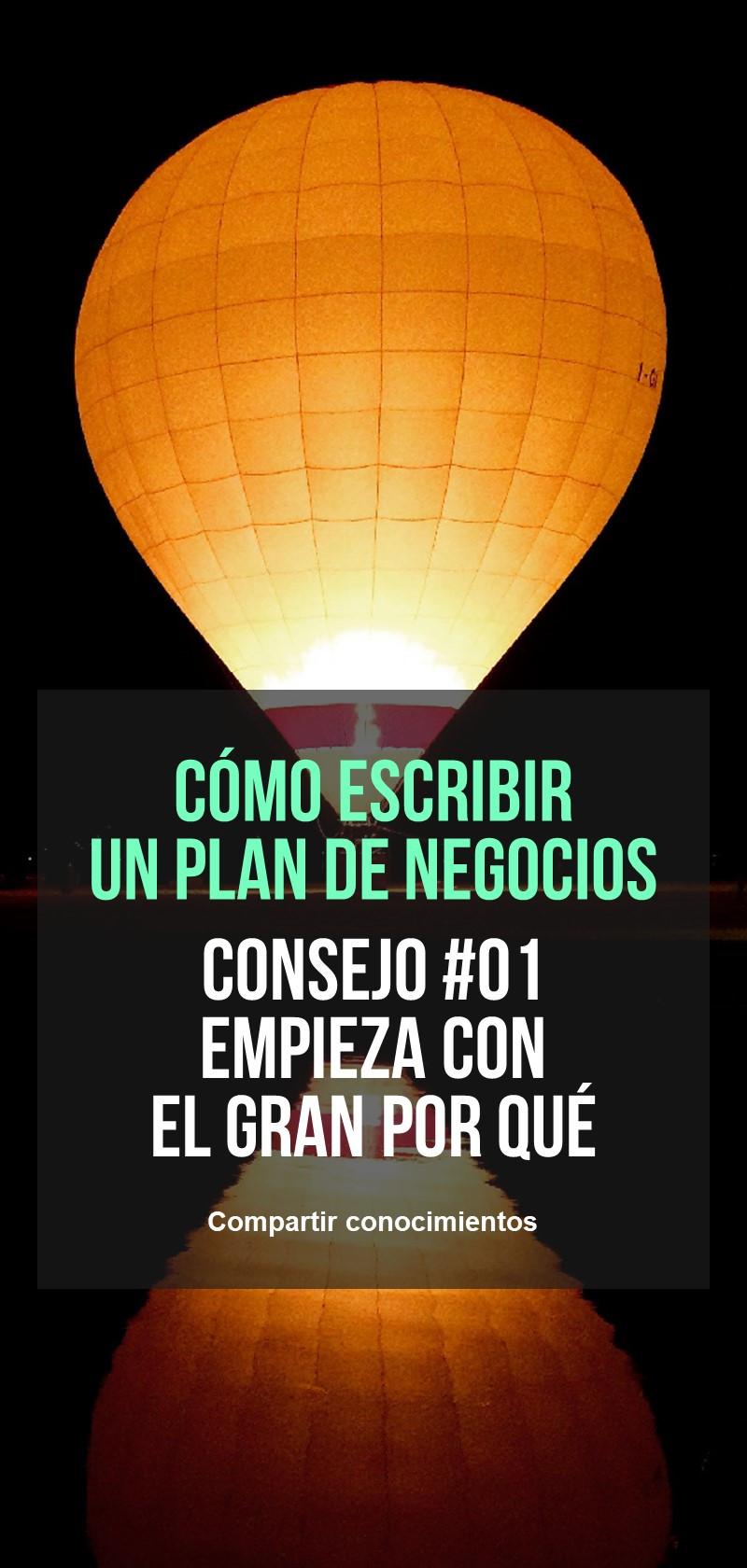 Escritores y consultores de planes de negocios