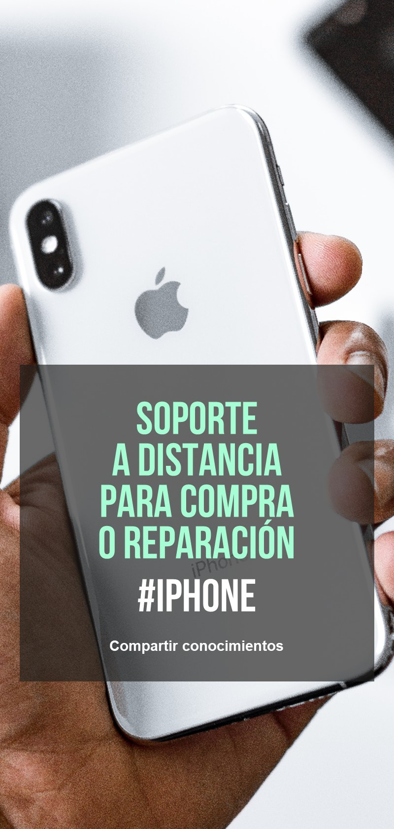 Expertos en reparación de iPhone
