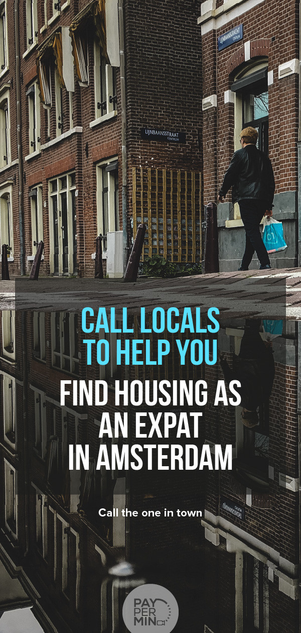 Find a house as an expat in Amsterdam