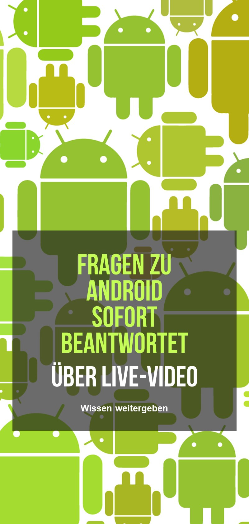 Fragen zu Android