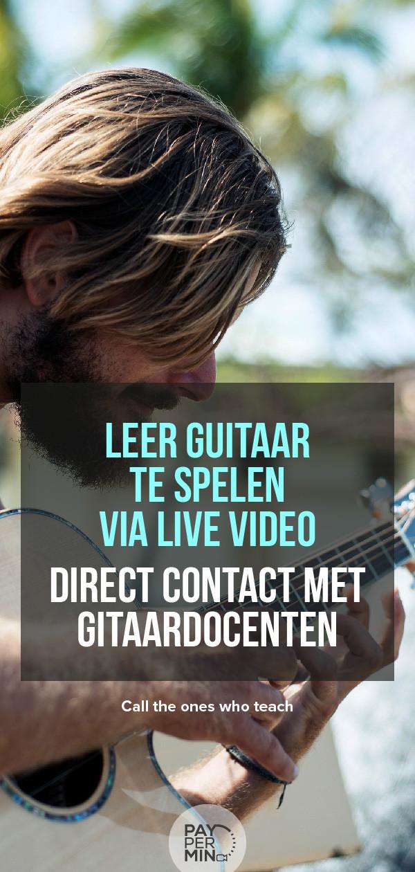 gitaardocenten