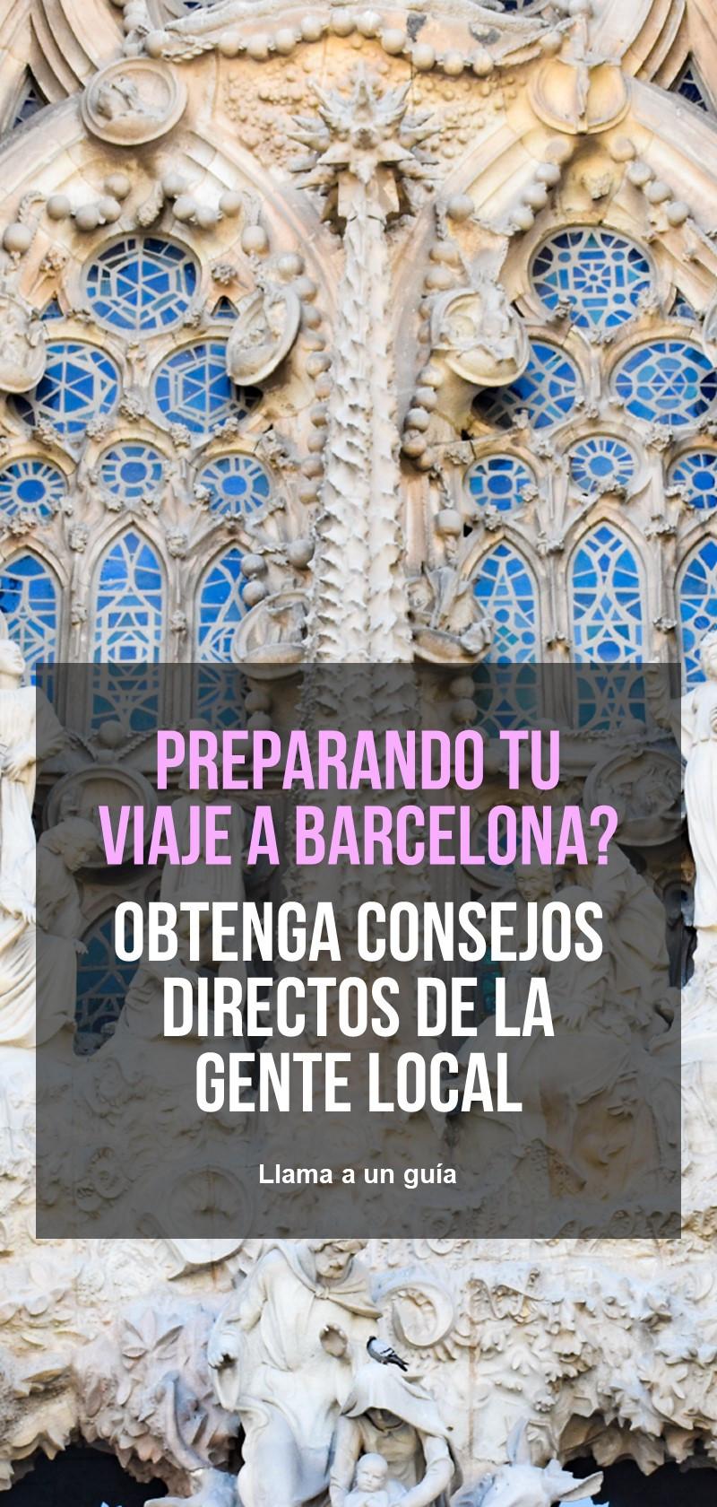 Guías locales en Barcelona