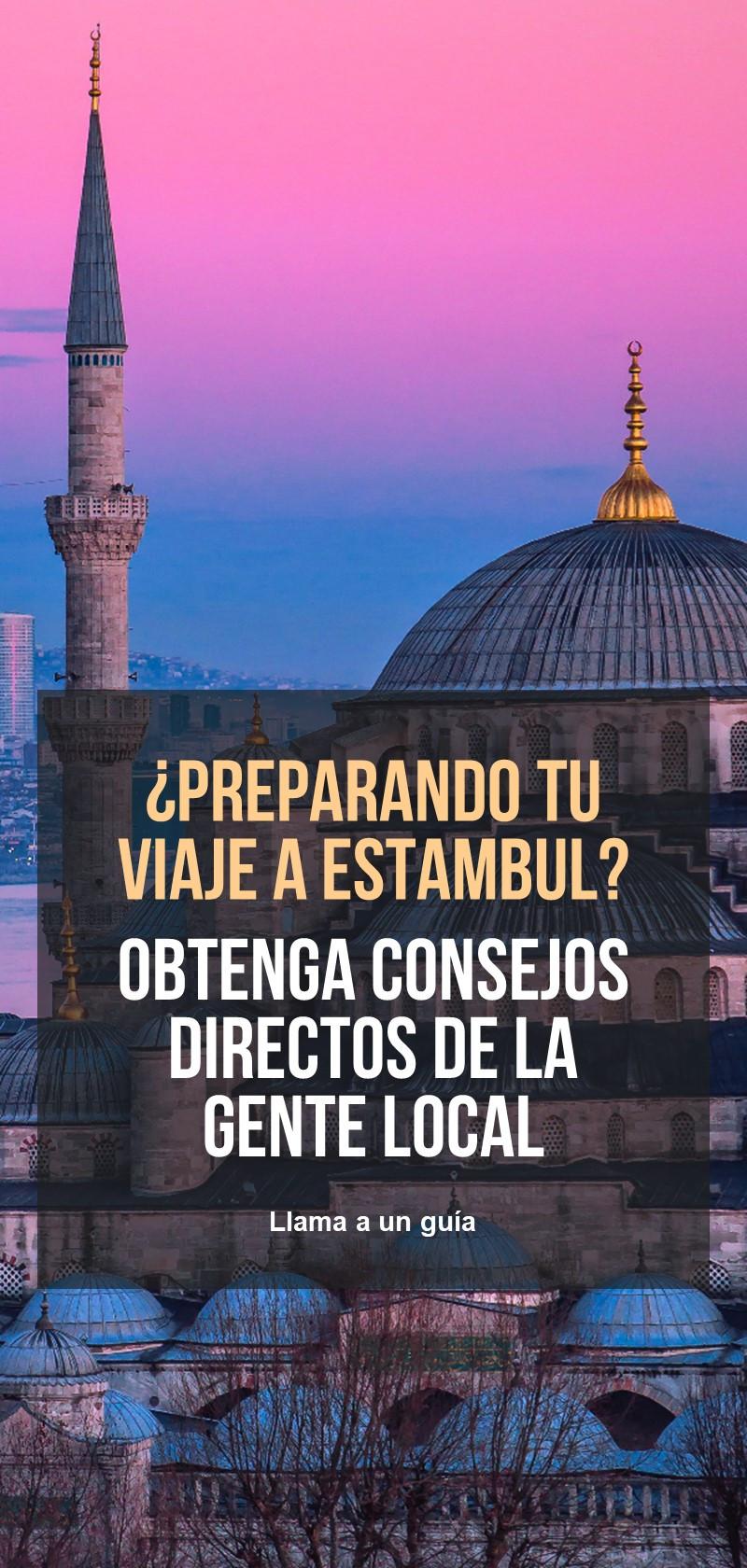 Guías locales en Estambul