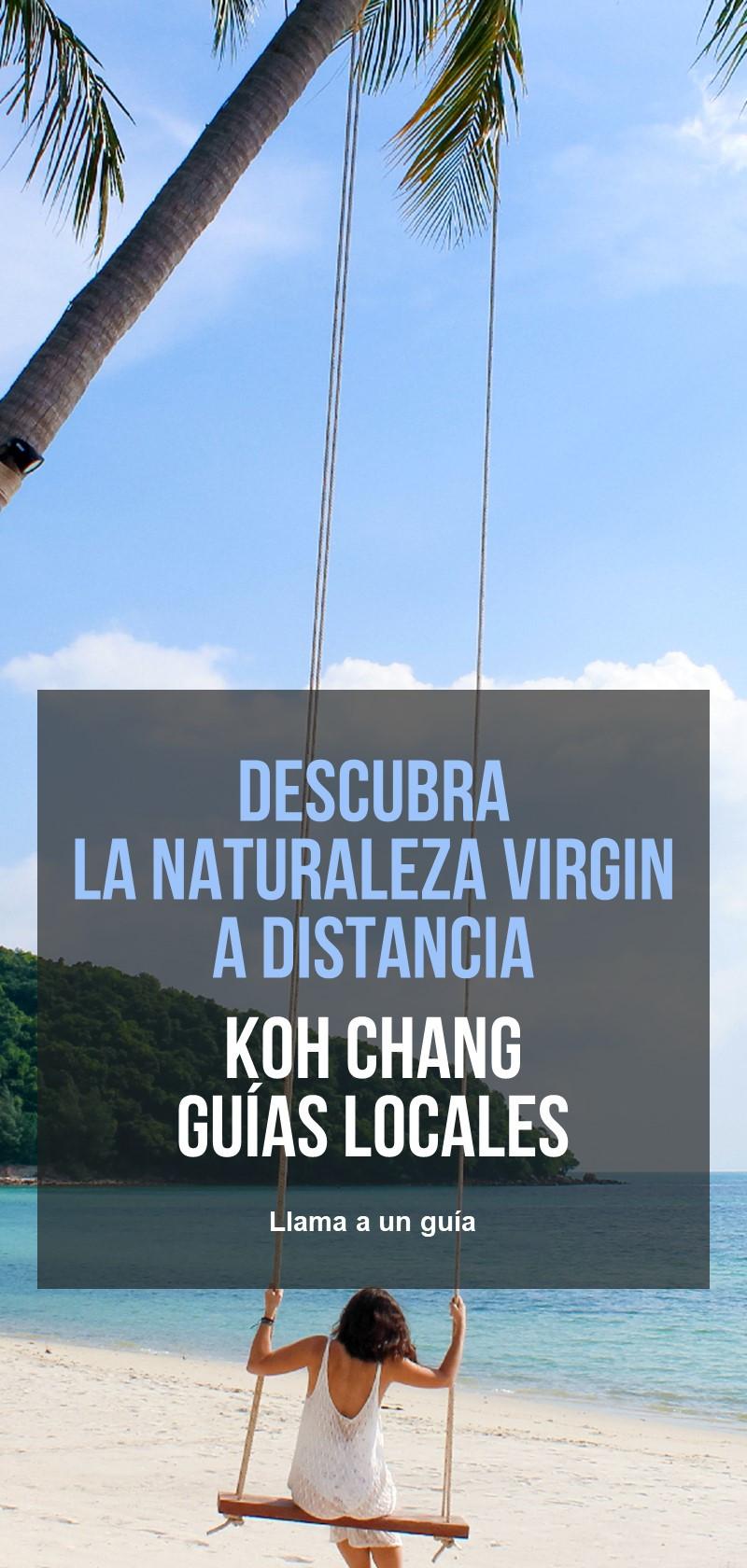 Guías locales en Koh Chang