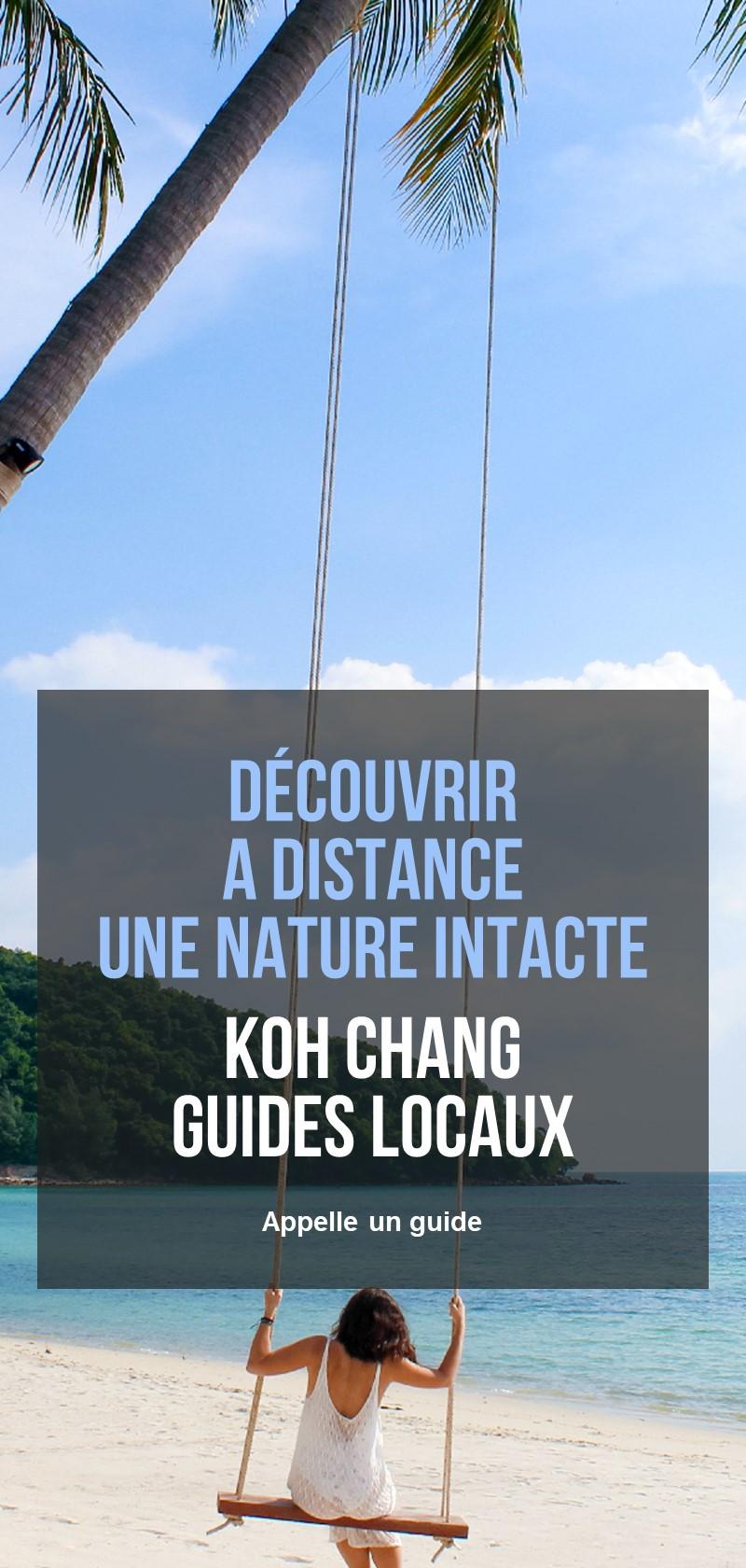 Guides locaux à Koh Chang
